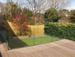 Balustrady ze szkła strukturalnego Easy Glass SLIM Q-RAILING - zdjęcie 6