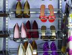 Wysuwane półki i drążki na buty elfa - zdjęcie 2