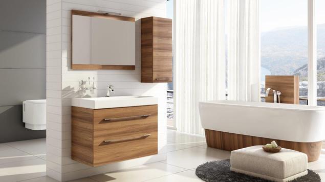 Zobacz Galerię Zdjęć Aranżacje łazienki świeża Jasna łazienka
