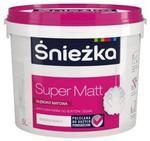 Farba akrylowa ŚNIEŻKA Super Matt
