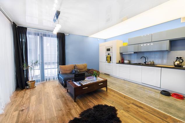 Zobacz galeri zdj nowoczesne wyko czenie sufitu sufity for A salon solution port st lucie