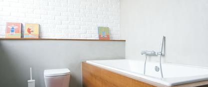 Kasztanowa - łazienka