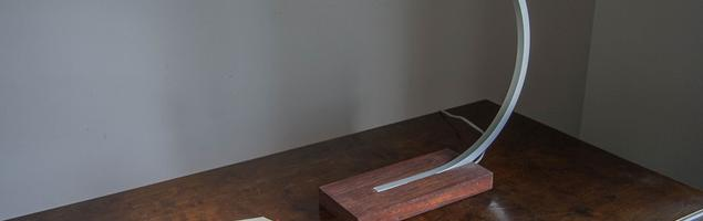 Lampa biurkowa Agma – nowy projekt Jeremiego Nagrabeckiego