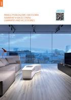 Panele podłogowe i akcesoria CEZAR