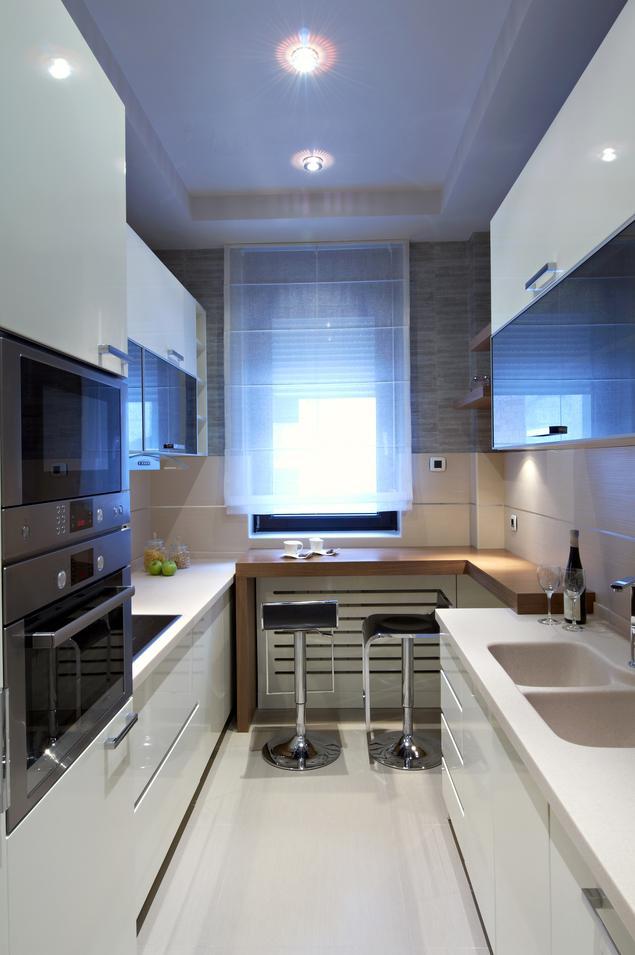 Zobacz galerię zdjęć Aranżacja kuchni w bloku  Stronywnętrza.pl - strona 41